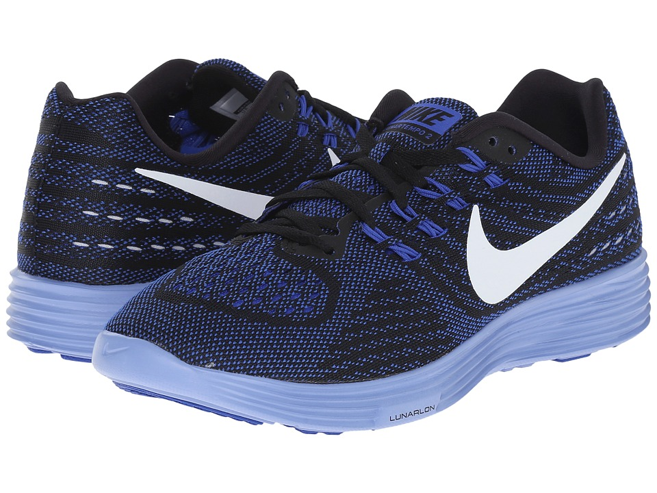 Nike - Lunartempo 2 (Racer Blue/Black/Chalk Blue/White) Women's Running Shoes
