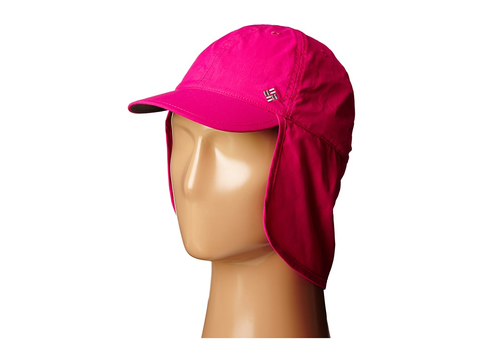 Columbia - Junior Cachalot Hat (Youth) (Haute Pink) Traditional Hats