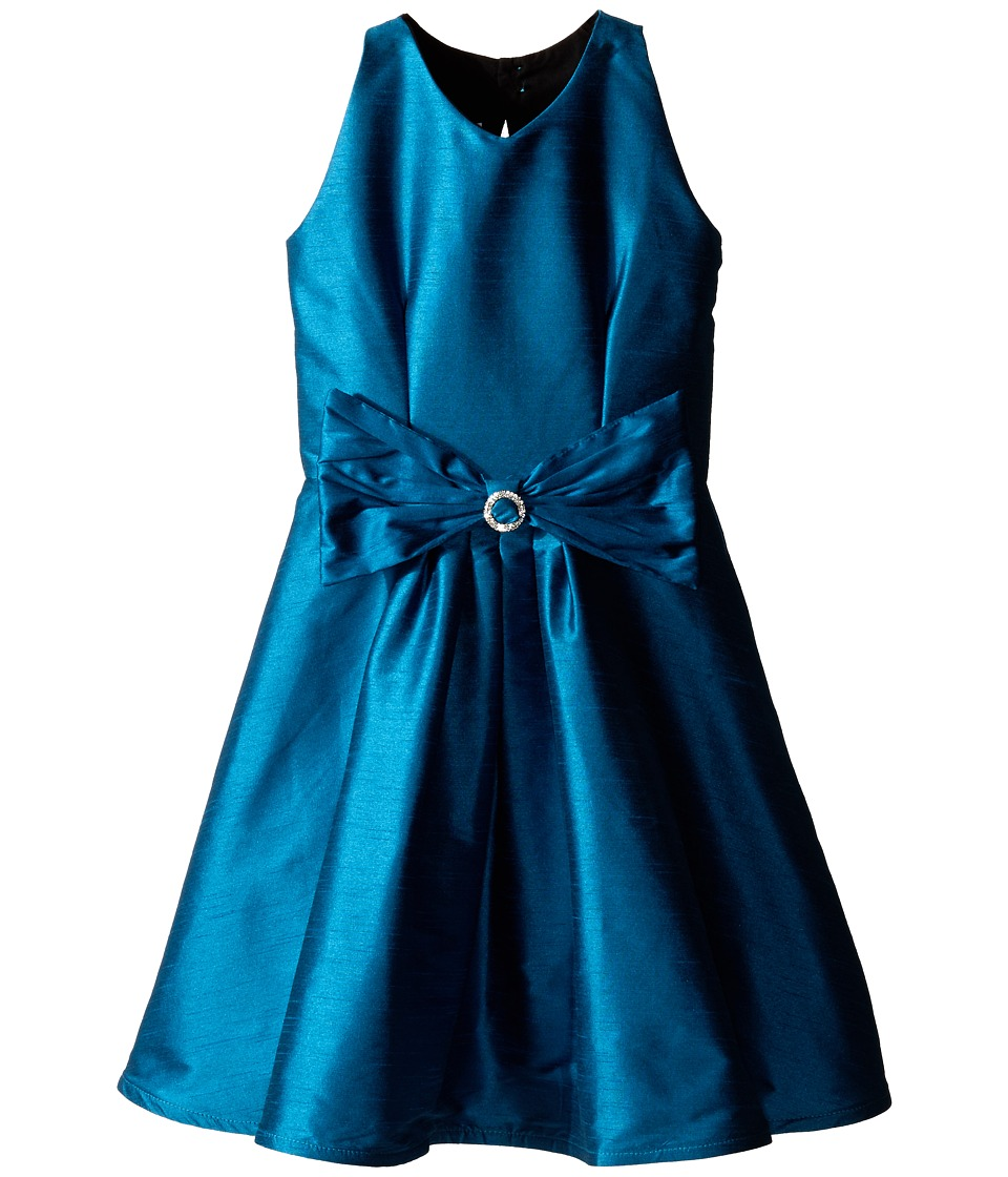 fiveloaves twofish - Midnight Express Dress (Big Kids) (Turquoise) Girl's Dress