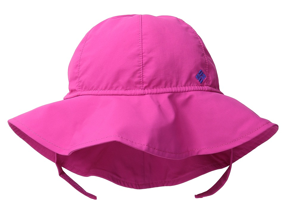Columbia - Packable Booney Hat (Toddler) (Haute Pink) Traditional Hats