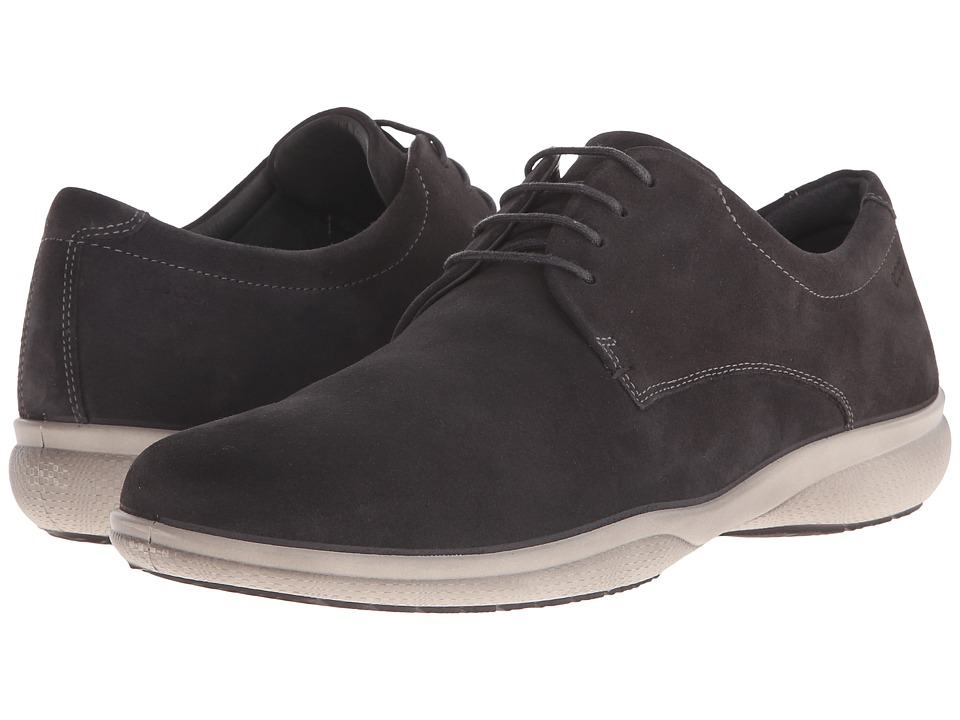 ECCO - Grenoble (Moonless) Men's Shoes