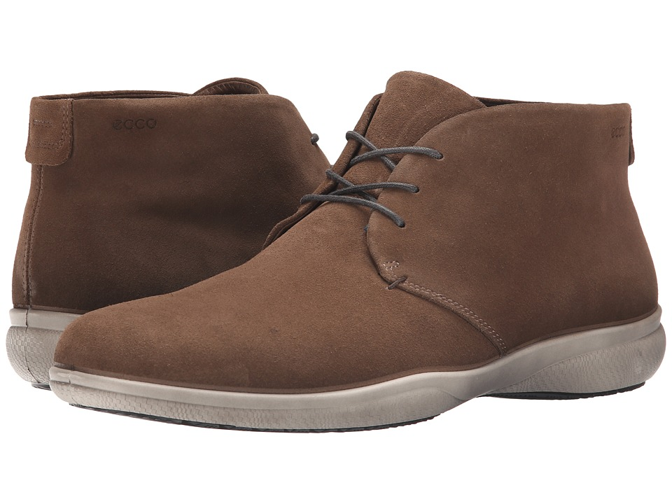 ECCO - Grenoble Chukka Boot (Birch) Men's Shoes