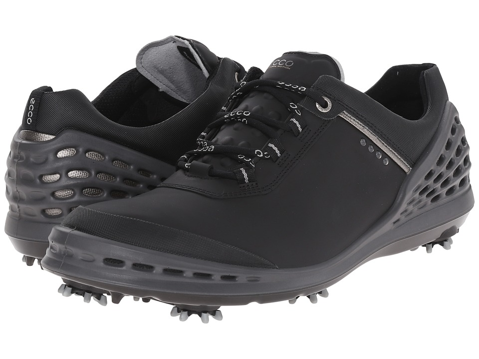 ECCO Golf - Cage (Black) Men's Shoes