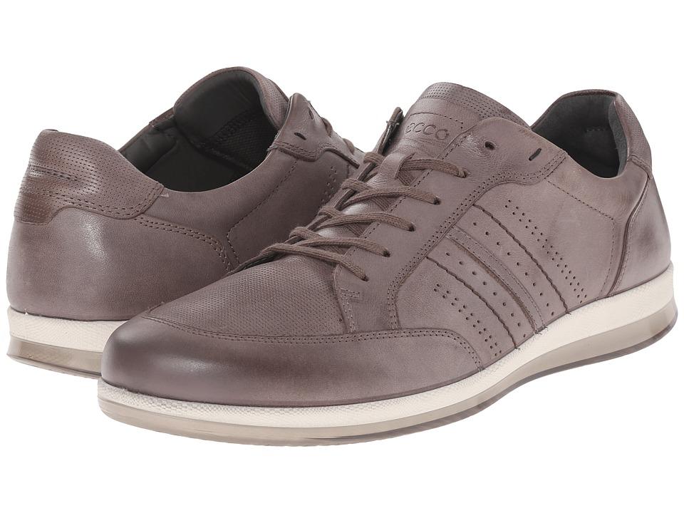 ECCO - Hayden Tie (Dark Clay) Men's Shoes