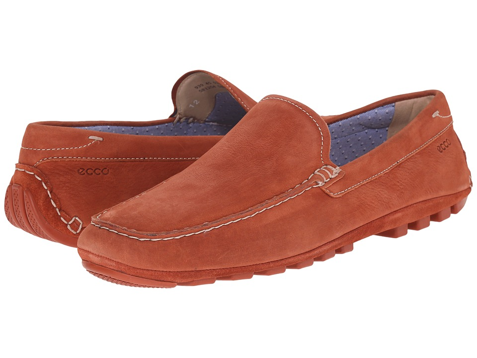 ECCO - Summer Moc (Picante/Picante) Men's Shoes