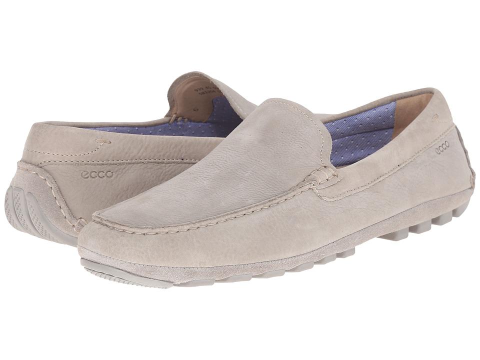 ECCO - Summer Moc (Wild Dove/Wild Dove) Men's Shoes