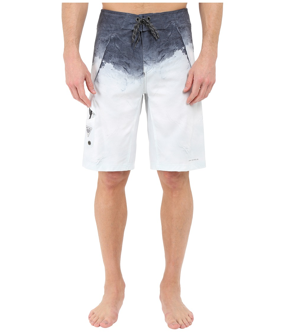 Columbia - PFG Offshore Boardshort (Grill Great White Print) Men's Swimwear