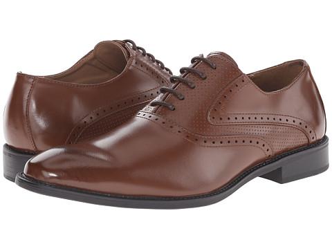 RW by Robert Wayne - Saddle Shoe (Tobacco) Men