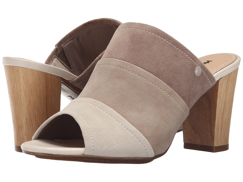 Hush Puppies - Mora Malia (Taupe Suede) Women