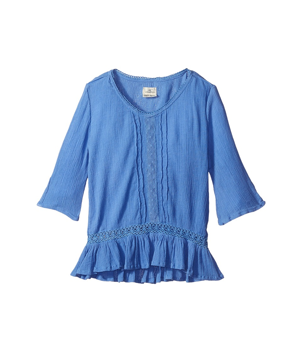O'Neill Kids - Eloise (Blue Bell) Girl's Blouse