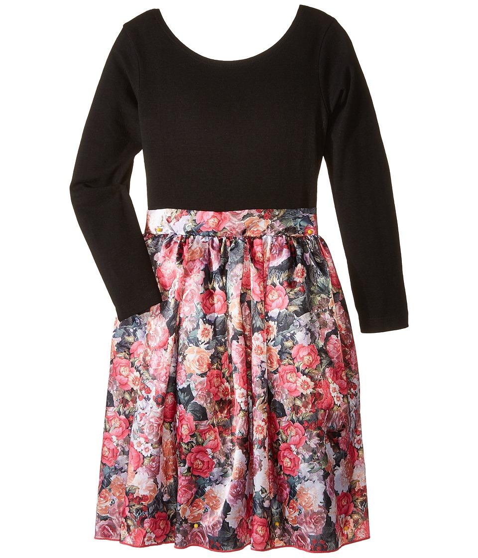 fiveloaves twofish - Bella Ballerina Dress (Little Kids/Big Kids) (Pink) Girl's Dress