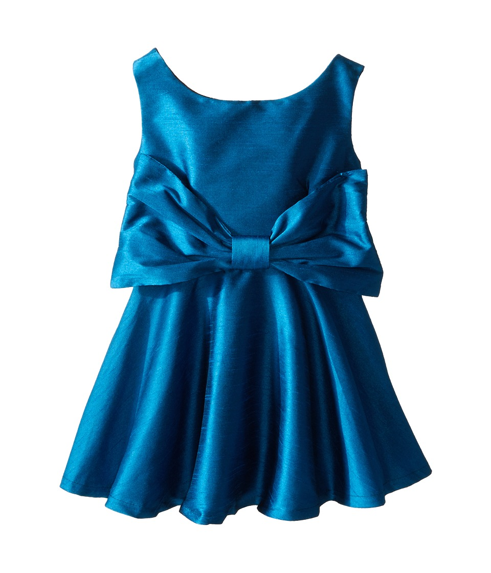 fiveloaves twofish - Oui Oui Dress (Toddler/Little Kids) (Turquoise) Girl