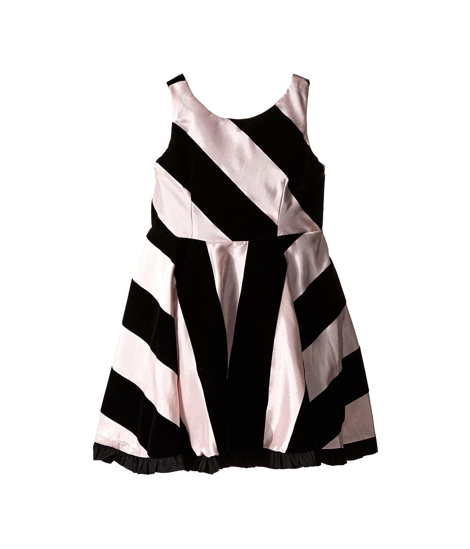 fiveloaves twofish - Little Miss Sally Dress (Toddler/Little Kids) (Pink) Girl's Dress