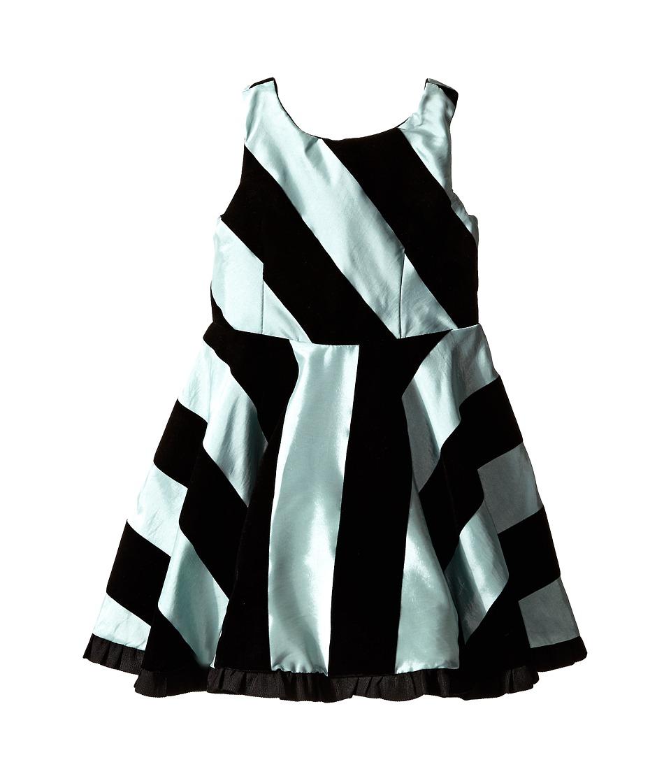 fiveloaves twofish - Little Miss Sally Dress (Toddler/Little Kids) (Mint) Girl's Dress