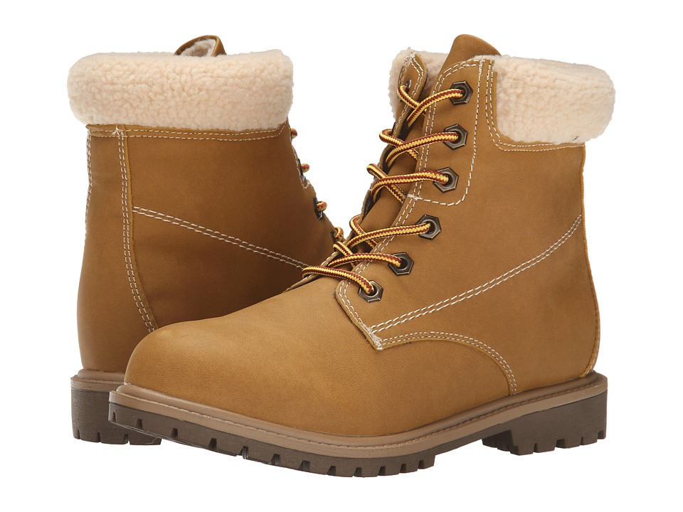 Esprit - Camper (Wheat) Women's Work Boots