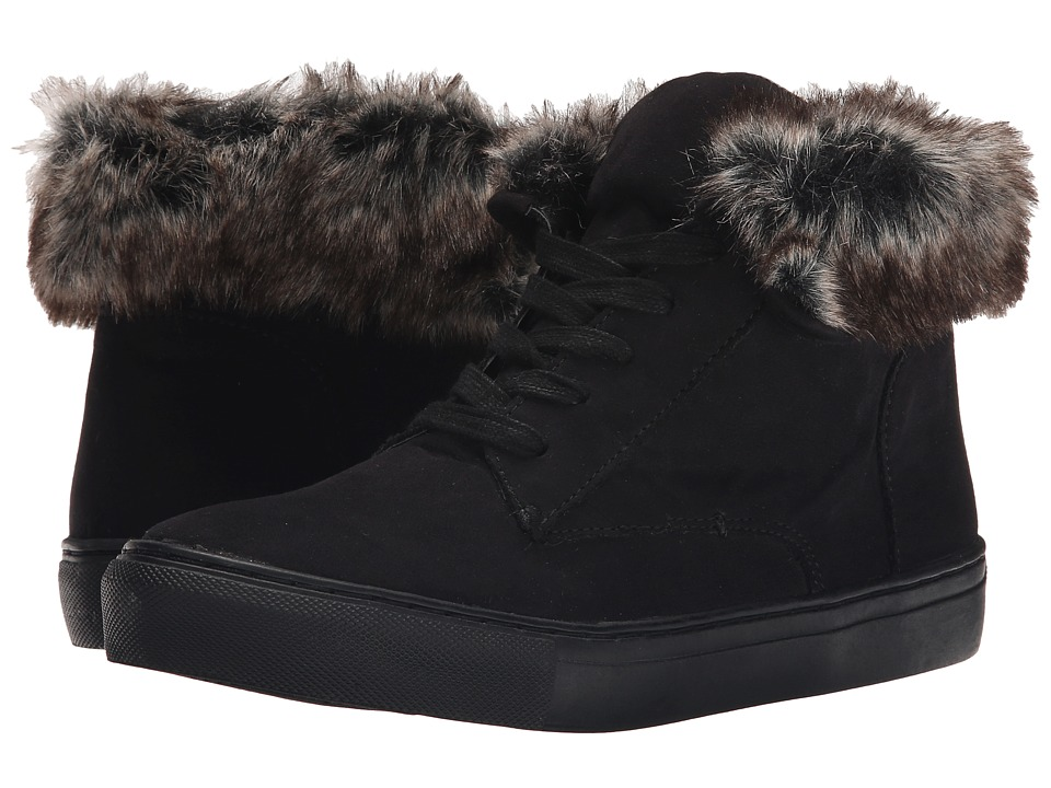 Esprit - Furry-E (Black) Women's Shoes