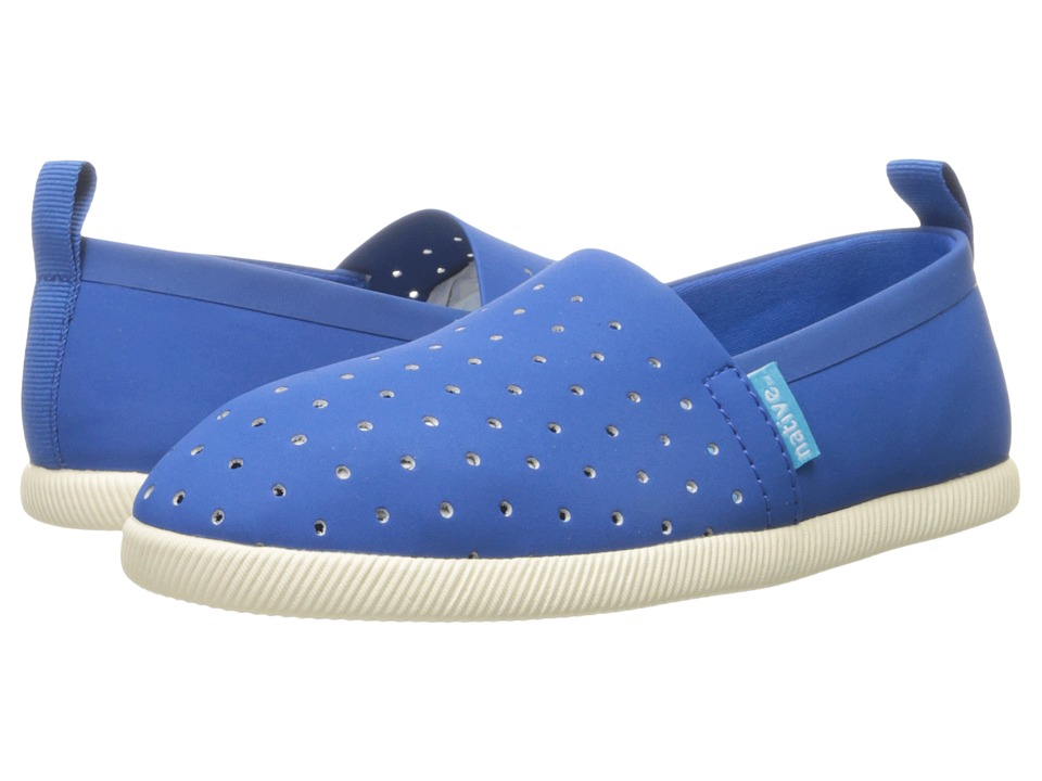 Native Kids Shoes - Venice (Toddler/Little Kid) (Victoria Blue) Kid's Shoes