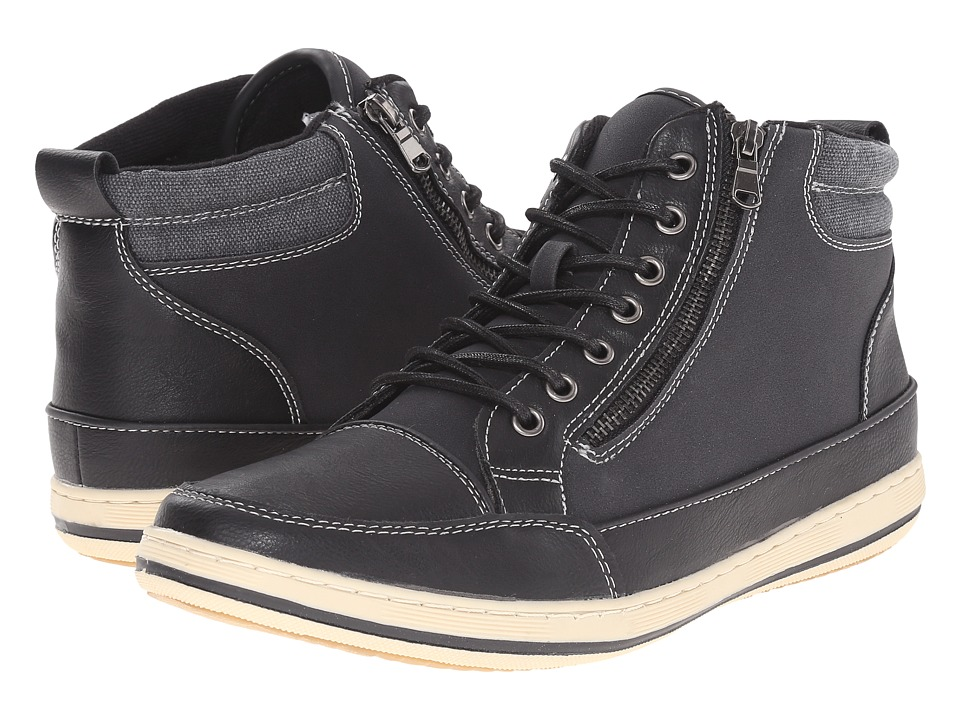 Report - Zachh (Grey) Men's Lace up casual Shoes