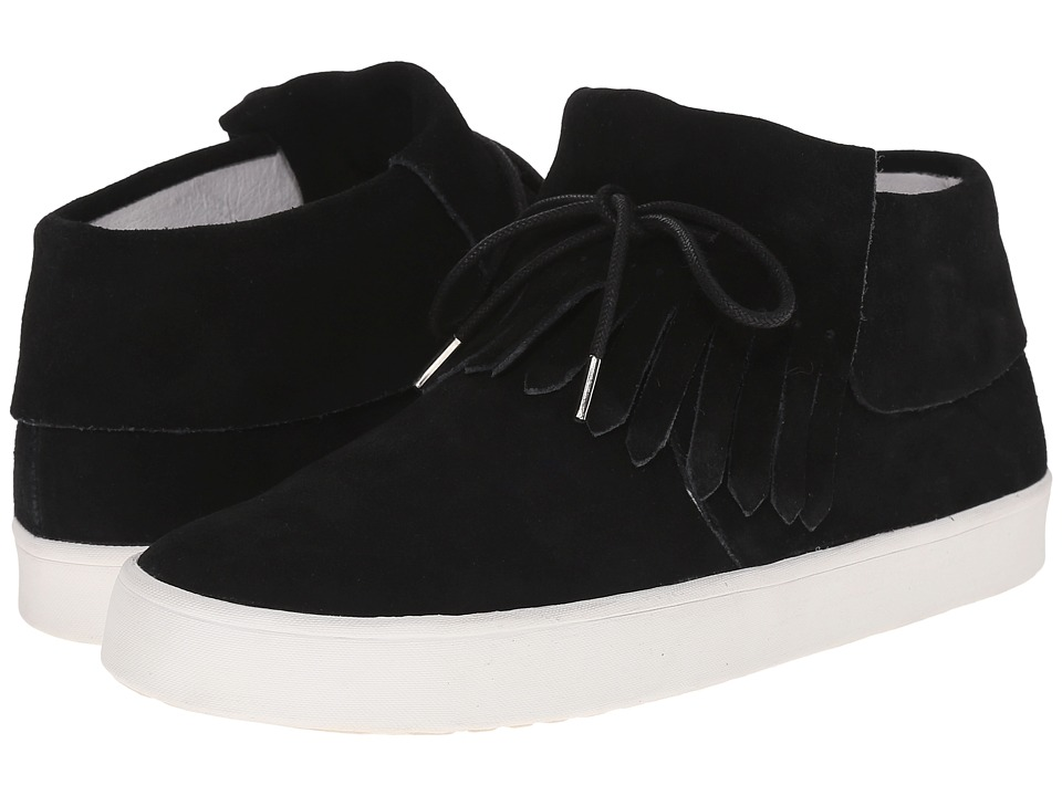 10 Crosby Derek Lam - Luca (Black Sport Suede) Women's Shoes