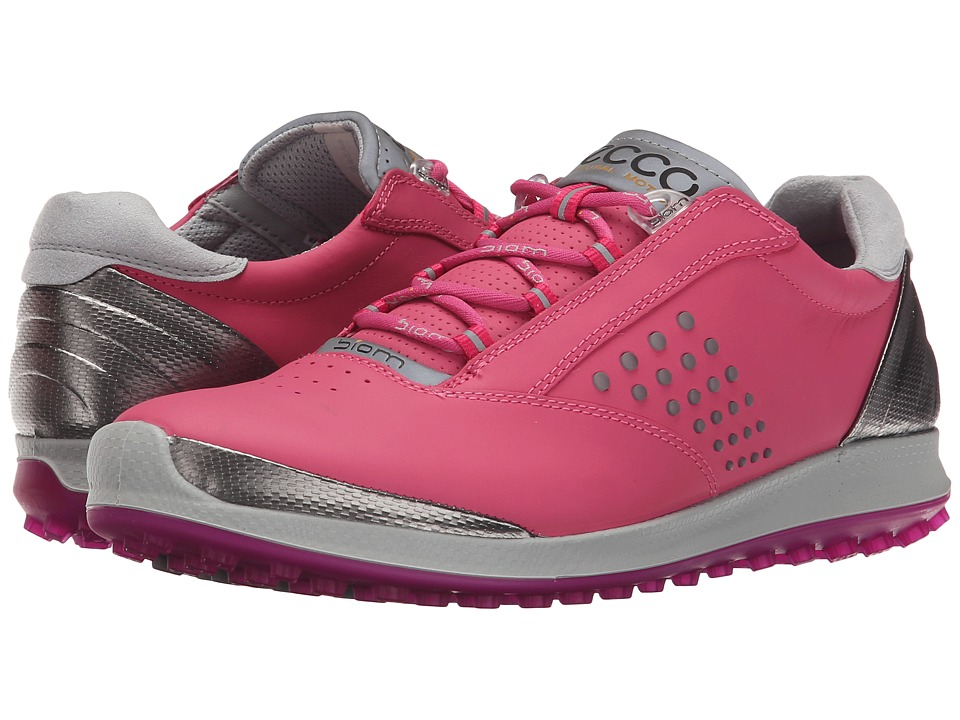 ECCO Golf - BIOM Hybrid 2 (Fandango) Women's Golf Shoes