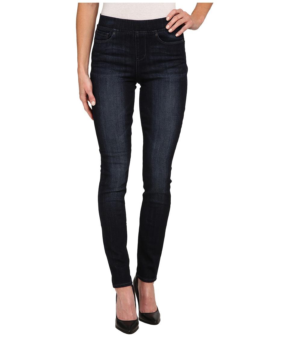 DKNY Jeans - Pull On Leggings in Prestige Navy Wash (Prestige Navy Wash) Women's Jeans