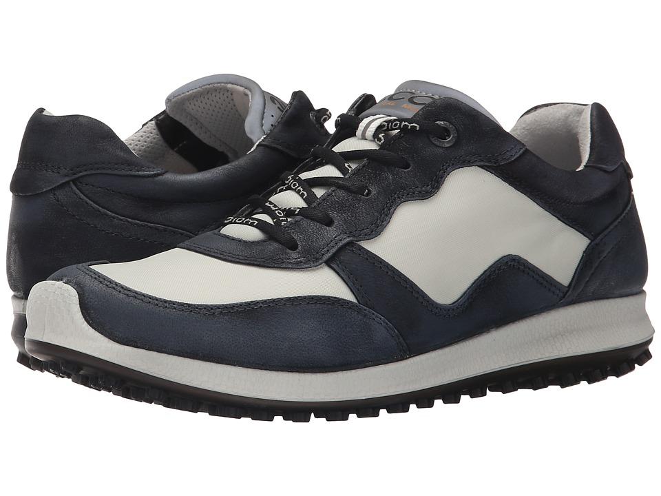 ECCO Golf - Speed Hybrid (Black/Shadow White) Women's Golf Shoes