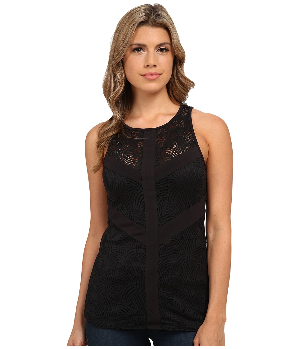Tart - Janice Top (Black/Black) Women's Clothing