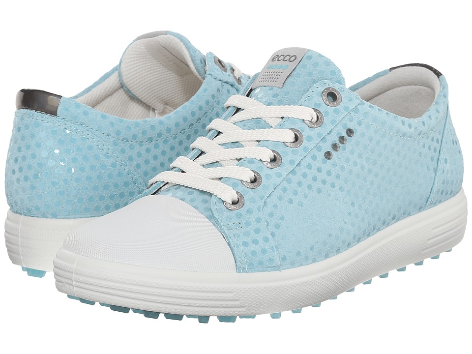 ECCO Golf - Casual Hybrid (Aquatic) Women's Shoes