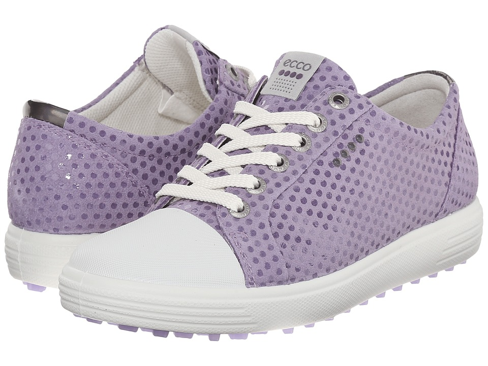ECCO Golf - Casual Hybrid (Light Purple) Women's Shoes
