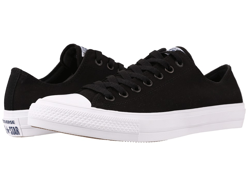 UPC 886956277785 product image for Converse - Chuck Taylor All Star II Ox ( Black  ... 9ead41d8f885d