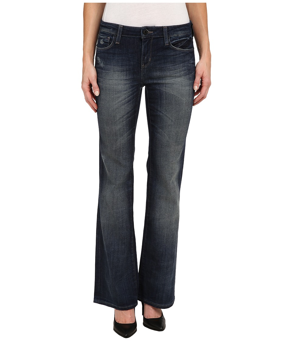 DKNY Jeans - Madison Flare in Park West Tint Wash (Park West Tint Wash) Women's Jeans