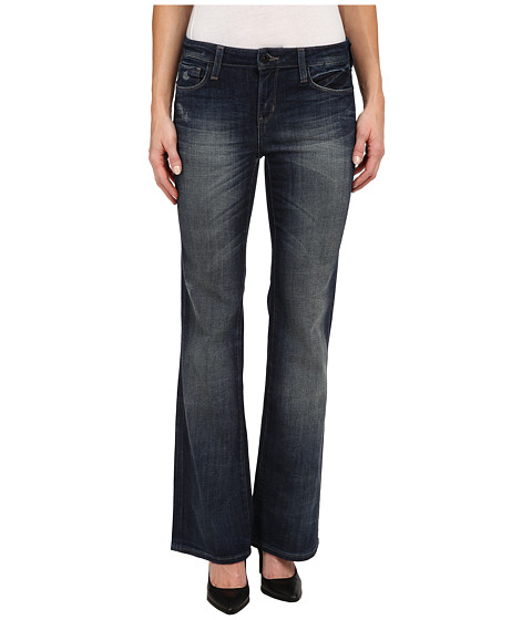 DKNY Jeans - Madison Flare in Park West Tint Wash (Park West Tint Wash) Women
