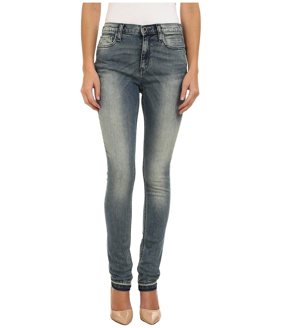 DKNY Jeans - Manhattan High Rise Jeans in Love Wash (Love Wash) Women
