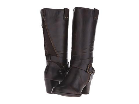 Rialto - Caparella (Dark Brown) Women's Shoes