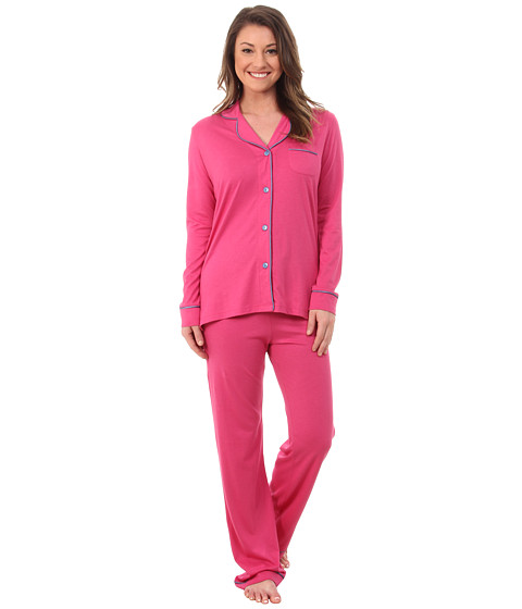 Cosabella - Bella PJ (Dragon Fruit/Bluet Flower) Women's Pajama Sets