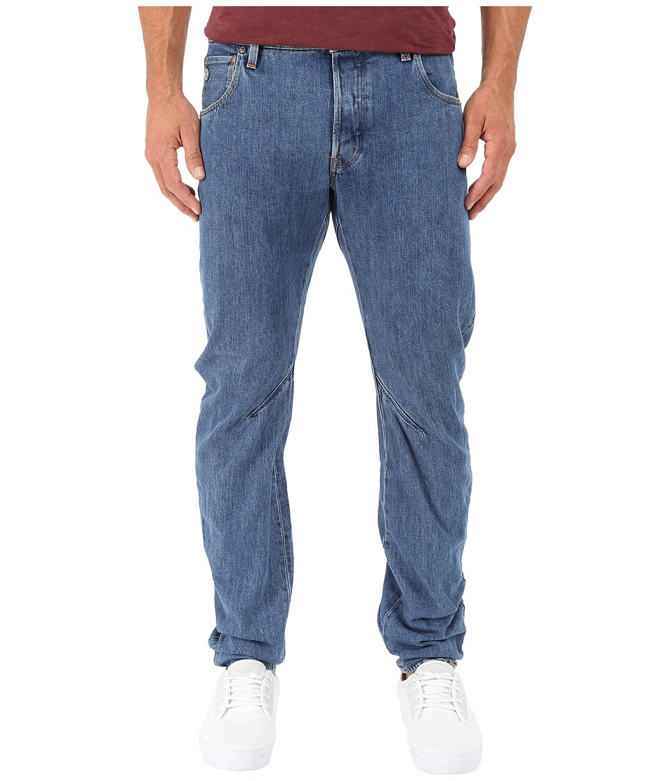 G-Star - Arc Slim Fit Jeans in Tunnel Denim Medium Aged (Tunnel Denim Medium Aged) Men's Jeans