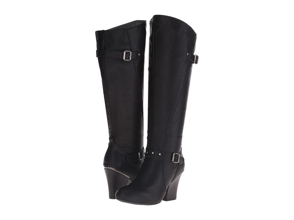 Rialto - Halen (Black) Women's Shoes