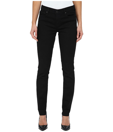 DKNY Jeans - City Ultra Skinny in Black (Black) Women