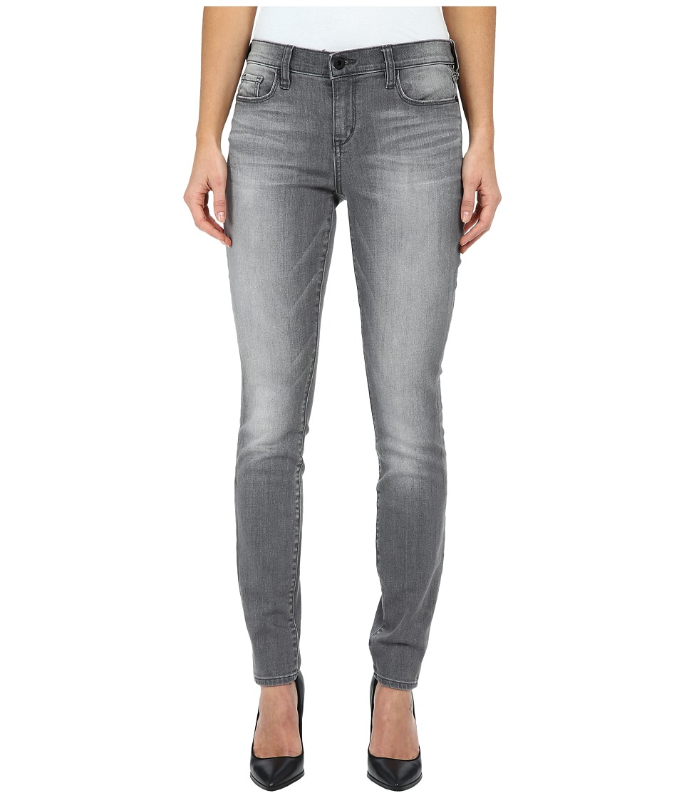 DKNY Jeans - City Ultra Skinny in Grey (Grey) Women's Jeans