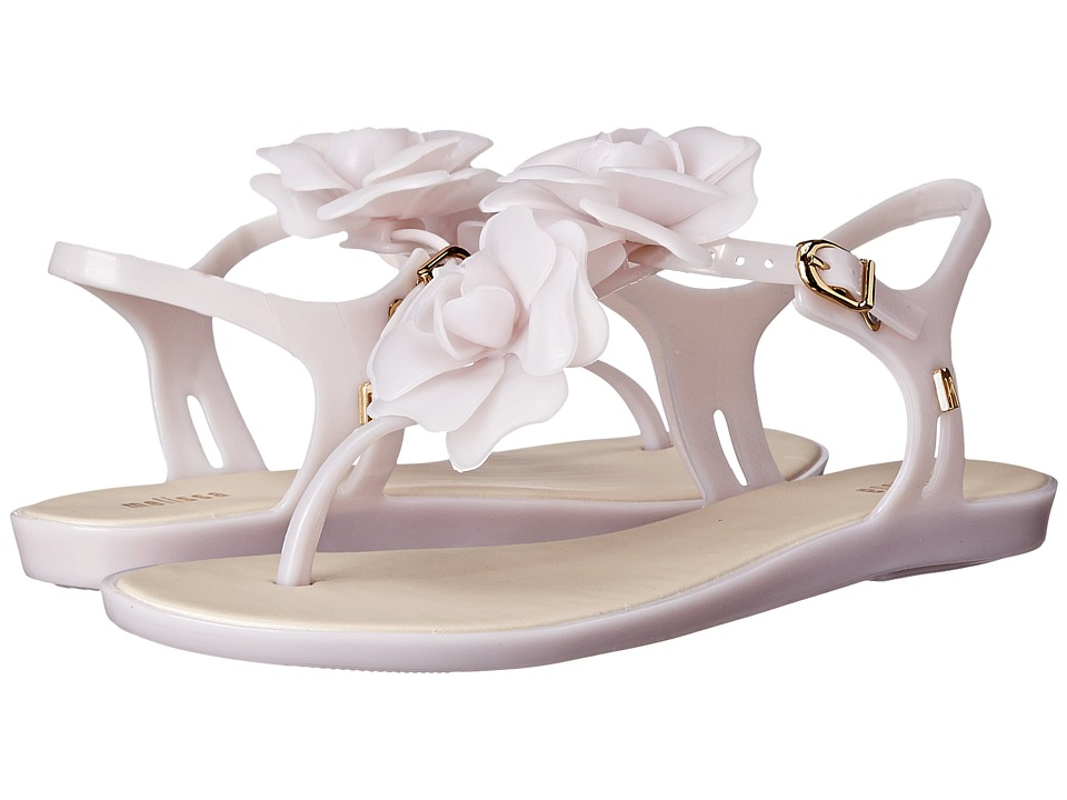 Melissa Shoes - Solar Garden (Beige) Women's Sandals