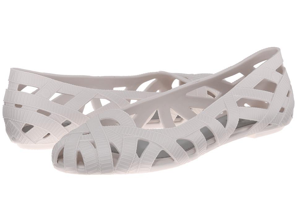 Melissa Shoes - Jean + Jason WU AD (White) Women's Flat Shoes