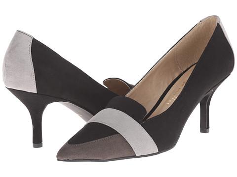 Ann Marino - Adina (Black Multi Plush) High Heels