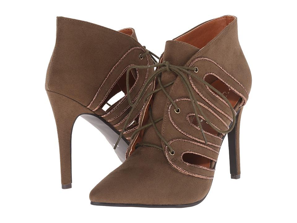 Image of Ann Marino - Anonda (Beech Plush) High Heels