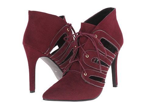 Ann Marino - Anonda (Deep Wine Plush) High Heels