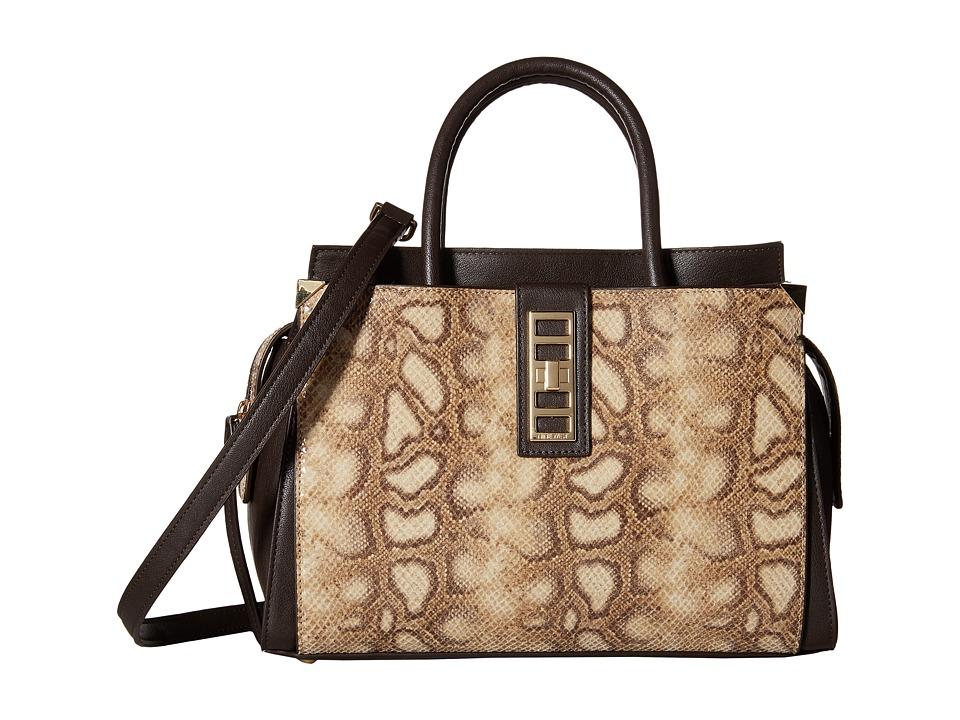 Nine West - City Chic Medium Leti (Natural Multi) Handbags