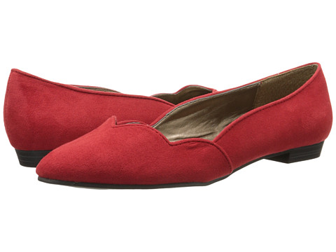 Ann Marino - Strait (Classic Red Plush) Women