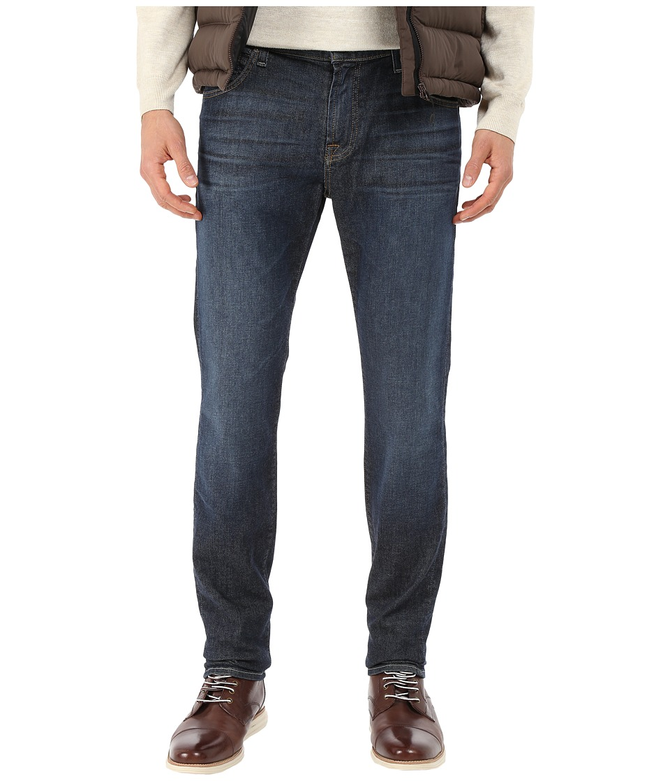 7 For All Mankind - Paxtyn w/ Clean Pocket in Voltage (Voltage) Men
