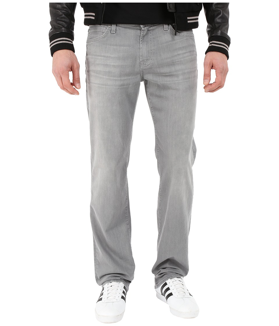 7 For All Mankind - Standard in Solstice Grey (Solstice Grey) Men's Clothing