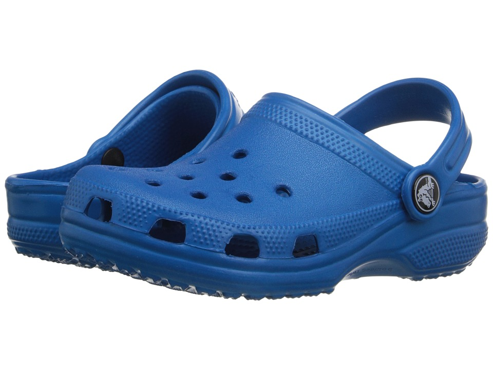 Crocs Kids - Classic (Infant/Toddler/Youth) (Ultramarine) Kids Shoes