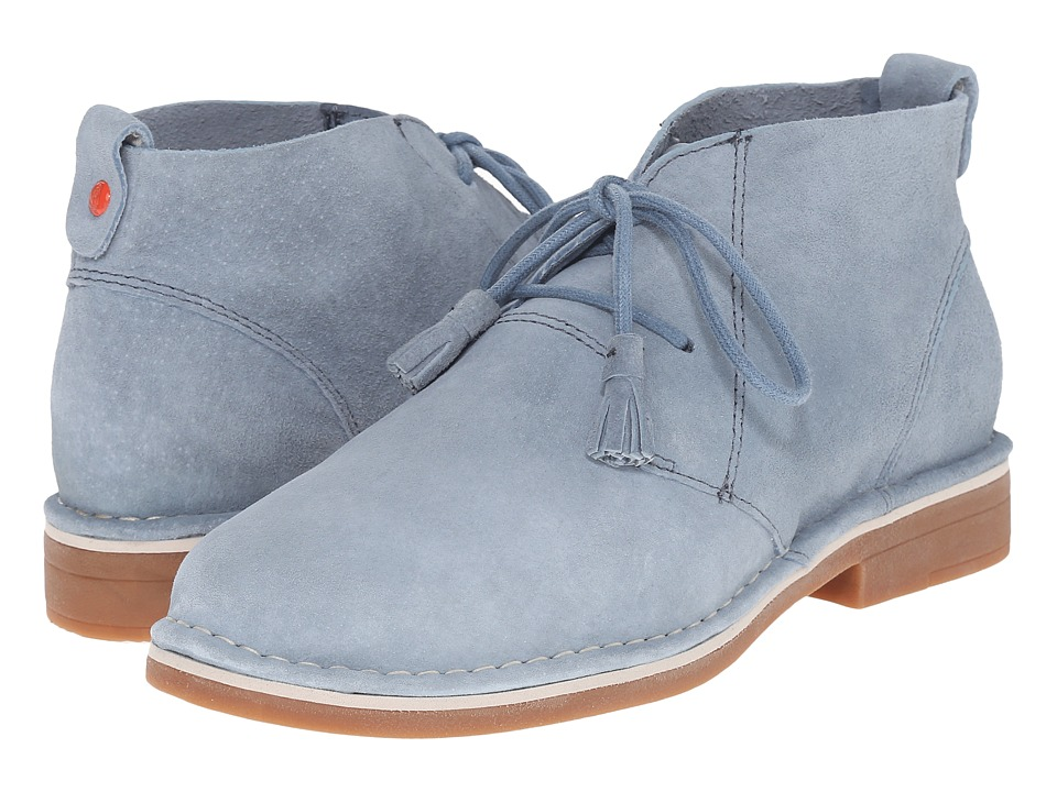 Hush Puppies Cyra Catelyn (Blue Suede) Women